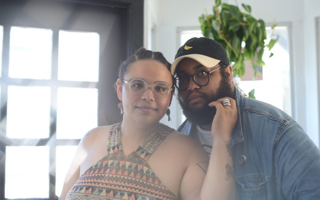 Terin J. D. and Korie Pickett: The Playground