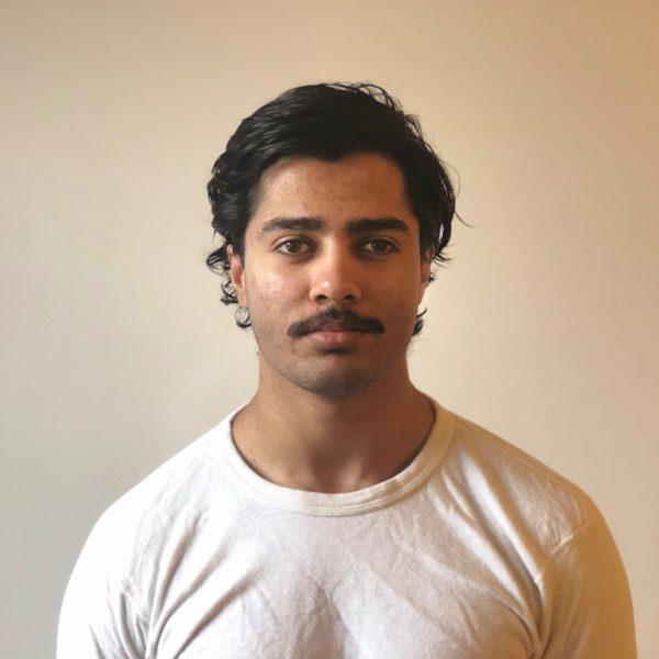 headshot of Ankush Bikkasani