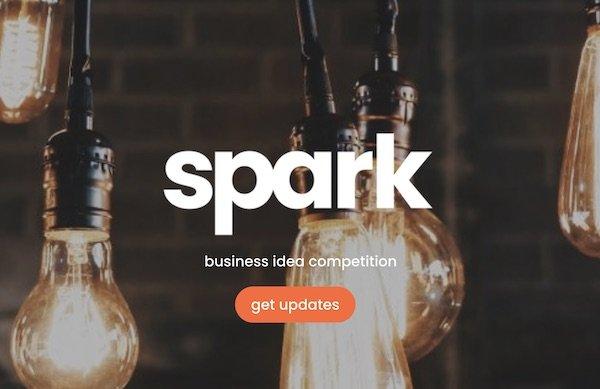 spark wordmark